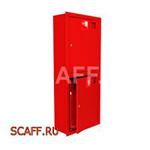 металлический шкаф для пожарного инвентаря производства Скаф