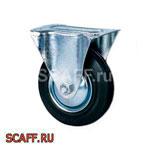 черные резиновые колеса для рохли